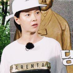 Song Ji Hyo, Running Man ep. 320. © on gif