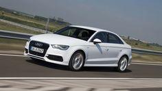 Audi A3 Sedan. Increíblemente fascinante