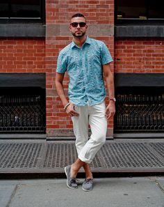 6433f074d5f Ben Ferrari s New York Street Style - Best Dressed Men in NYC  Style  GQ