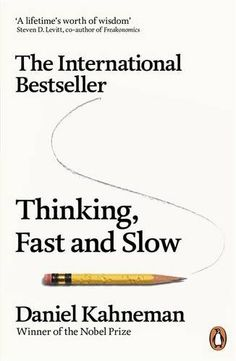 Thinking, Fast and Slow by Daniel Kahneman http://search.lib.cam.ac.uk/?itemid=|cambrdgedb|5267690 Extra copies