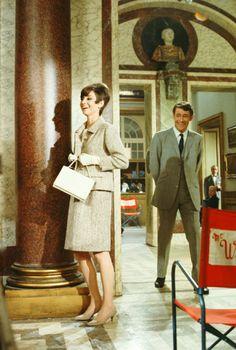 How To Steal A Million(1966),Peter O'toole & Audrey Hepburn Where It Is:The Hôtel Ritz Paris,Paris,France