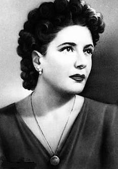 Clara Petacci - Mussolini's mistress