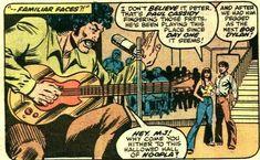 Bob Dylan's Comic Books Part – 5 (9 Comics) – NSF
