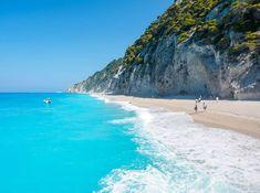 Around The World In 80 Days, Places Around The World, Around The Worlds, Best Beaches In Europe, The Beach, Western Coast, Seaside Resort, Greece Islands
