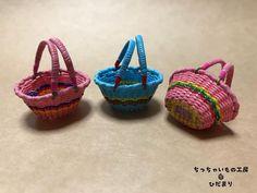 2017. Miniature Colors Baskets ♡ ♡