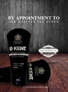 Logra un rasurado perfecto e hidratado con nuestra crema para afeitar. #ThePowerOfTheBeard #HombreModerno #MarcaTuEstilo bit.ly/1VsmQub Kent Brushes, Her Majesty The Queen, Shaving Cream, Conditioner, Modern Man
