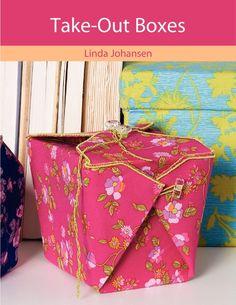 Fabric Take-Out Box