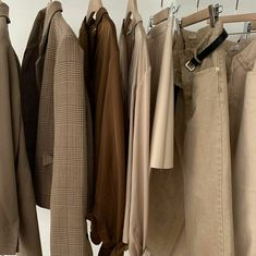 Cream Aesthetic, Classy Aesthetic, Brown Aesthetic, Aesthetic Vintage, Aesthetic Photo, Aesthetic Clothes, Looks Style, My Style, Brown Beige