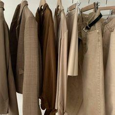 Cream Aesthetic, Classy Aesthetic, Brown Aesthetic, Aesthetic Vintage, Aesthetic Clothes, Aesthetic Outfit, Roupas Brandy Melville, Looks Style, My Style