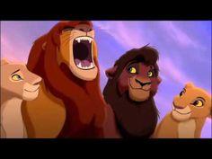 Tráiler el rey león 4 el retorno de scar