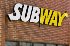 Subway's healthy choices campaign specifically directed at children.
