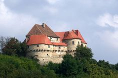 Built in the 12th century and now a UNESCO World Heritage Site member, Veliki Tabor Castle is located in beautiful region of Zagorje, Croatia.