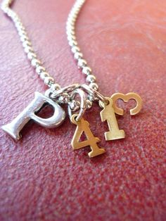 Awesome necklace! I can do all things through Christ who strengthens me. Philippians 4:13