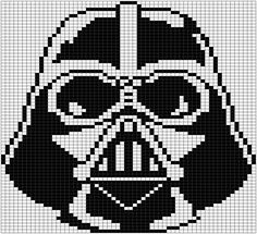 Star Wars Patterns - Star Wars Death Star - Ideas of Star Wars Death Star - Star Wars Patterns createmarvelous Star Wars Crochet, Pixel Crochet, Crochet Stars, Crochet Cross, Star Wars Quilt, Perle Hama Star Wars, Cross Stitch Designs, Cross Stitch Patterns, Cross Stitching