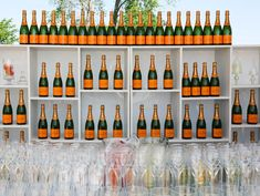 Cheers at the Veuve Clicquot Polo Classic. Bubble Balloons, Bubbles, Veuve Cliquot, Champagne, Pop Up Bar, The Coveteur, Polo Classic, A Little Party, Party Time