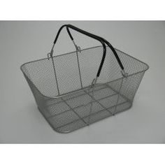 http://www.stacksandstacks.com/shopping-basket-silver-mesh