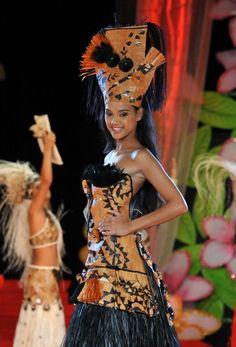 Miss Tahiti 2011