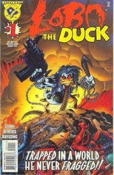 Lobo the Duck #1 (1997) Near Mint & Bagged