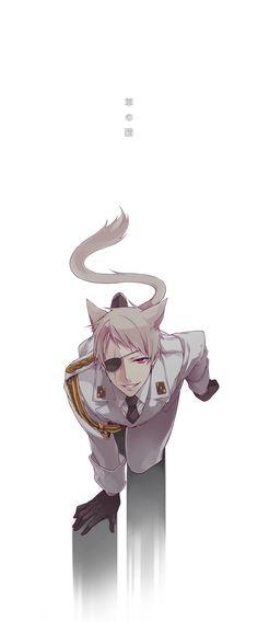 Prussia being sexy o//////o
