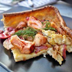 Saaranlautasella: Kyllä pannaristakin saa juhlavan ja hienostuneen, ... Hawaiian Pizza, Vegetable Pizza, Vegetables, Vegetable Recipes, Veggies