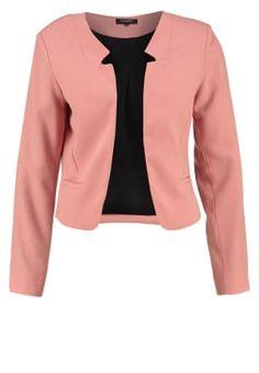 bestil Soaked in Luxury LEIA ALFA - Blazere - rose dawn til kr 519,00 (19-01-17). Køb hos Zalando og få gratis levering.