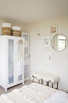 The Big List of Small Space Solutions: 161 Ways to Add a Little More Storage to Every Room in Your Home | Looking for a few tips for fitting everything into your small kitchen, or bathroom, or living room? Look no further than these 161 (yes, really!) clever ideas.