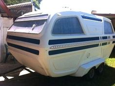 Gypsy Living Traveling In Style Retro Rv, Retro Caravan, Camper Caravan, Camper Trailers, Small Travel Trailers, Vintage Travel Trailers, Hauling Trailers, Cool Rvs, Classic Trailers