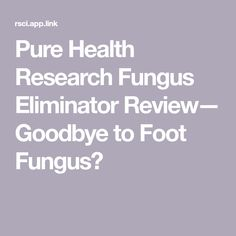 The Fungus Eliminator is not a topical cream, tincture, or ointment. It's a dietary supplement that one takes in the form of capsules. The supplement itself is manufactured and supplied by… Lactobacillus Acidophilus, Health Research, Fungal Infection, Natural Herbs, Fungi, Immune System, Herbalism, Pure Products, Skin Care