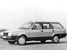 Fiat Regata Weekend '1984–86