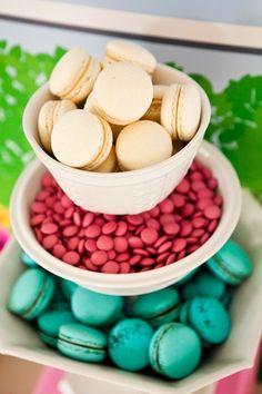 rwb red white & blue food platter