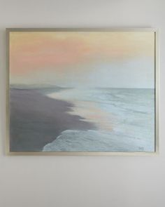 """Into the Light"" Seascape Print at Horchow."