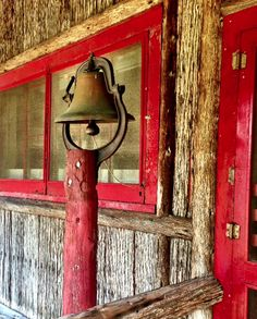 Dining hall bell, Great Camp Sagamore
