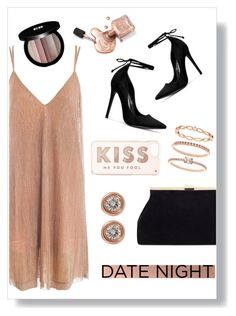 """""""Untitled #97"""" by brittany-phelps ❤ liked on Polyvore featuring Sans Souci, Ron Hami, Accessorize, Kate Spade and Edward Bess"""