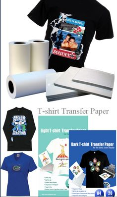 28b246d0 China And American Quality Dark T-shirt Sublimation Transfer Paper For Pure  Cotton T-