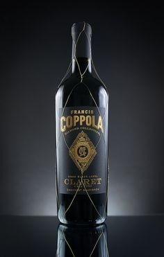 Francis Ford Coppola's Cab.  I love this wine. Tonights drink to pair with my pot roast I cooked.