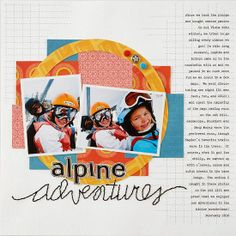 Alpine Adventures Layout