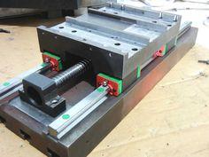 7xCNC - Minilathe CNC :: Skyfire CNC Part 2 - Machining & Fitting Mini Cnc Lathe, Cnc Parts, Stepper Motor, Two By Two, Welding, Workshop, Guitar, Log Projects, Soldering