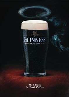 Guinness: St. Patrick's day