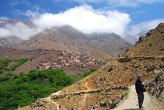 Marrakech Excursions one Day trip to Imlil and Atlas mountains