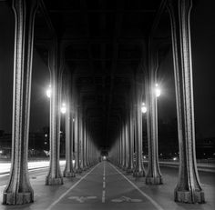 Pont de Bir-Hakeim, Paris Zeb Andrews http://zebandrewsphotography.com/