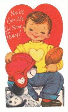 valentine football valentines pinterest valentines and football - Football Valentine Cards