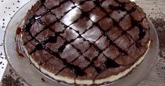 Torta crocante de chocolate - TV Gazeta