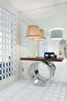 Pin By Raquel On #Interdesign Interiores | Pinterest | Console Tables,  Consoles And Hall