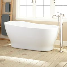 Dorothy Acrylic Freestanding Tub - Freestanding Tubs - Bathtubs - Bathroom