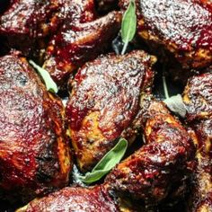 Slow Cooker BBQ Chicken | I Heart Recipes