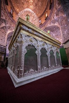 Tomb of Imam Hussein in Karbala #Photography #Travel #East