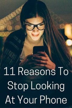 Here are some reasons you might want to give your phone a break for a bit.