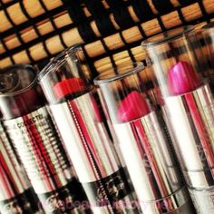 Can't get enough of these wet n wild lippies!