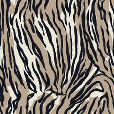Tiger Skin by Petroula Tsipitori Seamless Repeat Vector Royalty-Free Stock Pattern Animal Print Outfits, Animal Print Fashion, A Level Art Sketchbook, Elephant Tapestry, Tiger Skin, Rustic Wallpaper, Animal Print Wallpaper, Psychedelic Pattern, Free Stock