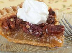 Sugar-Free Pecan Pie Maybe change out the pie crust for lower carbs